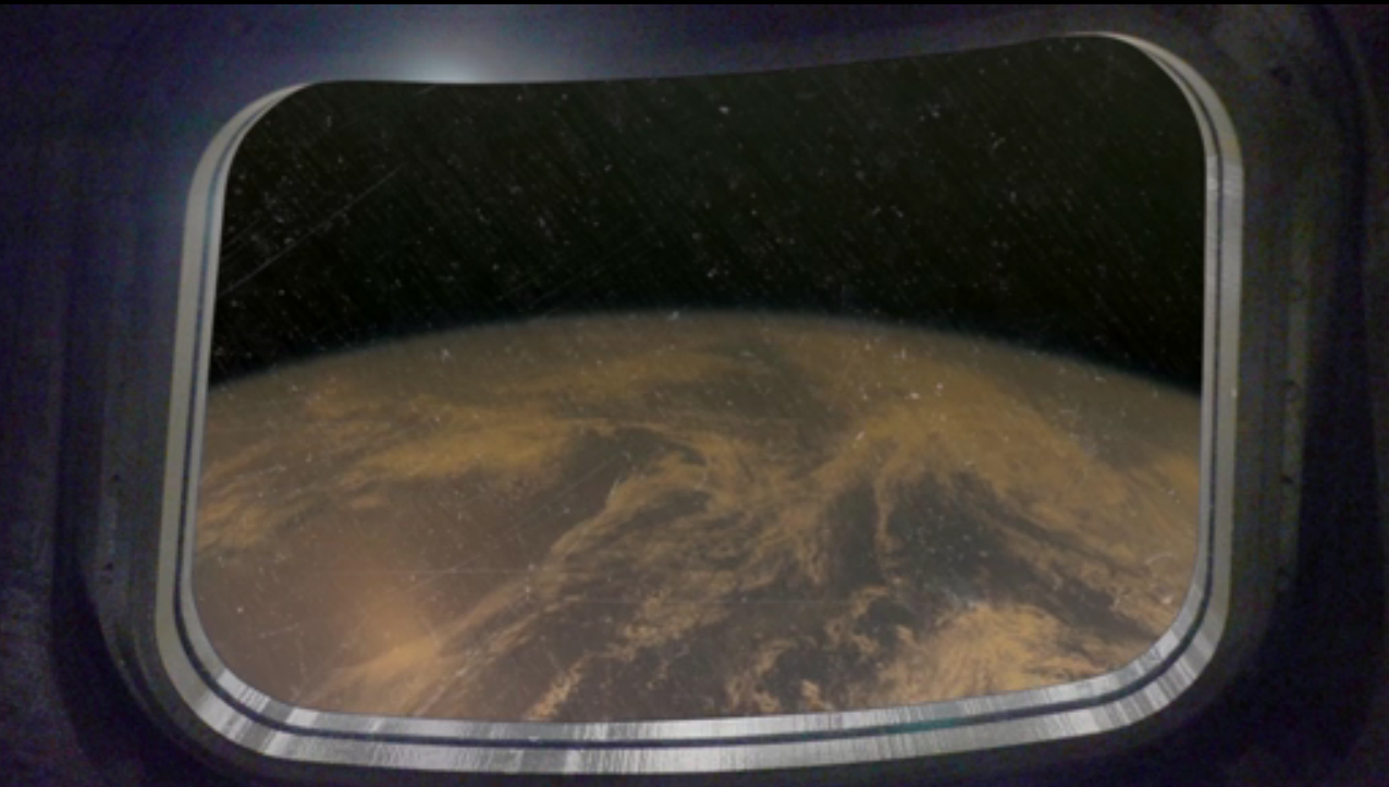 Orion Exploration Flight Test 1: The View
