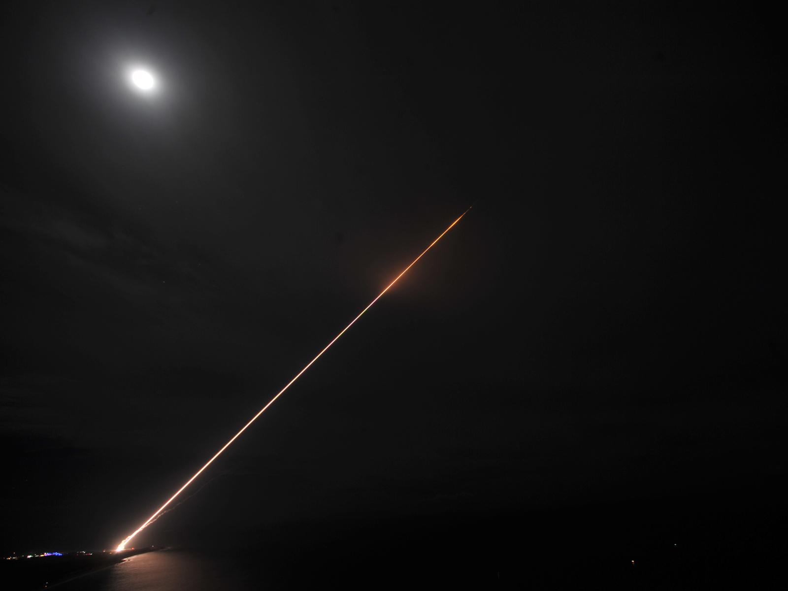 THAAD Missile Test 2011