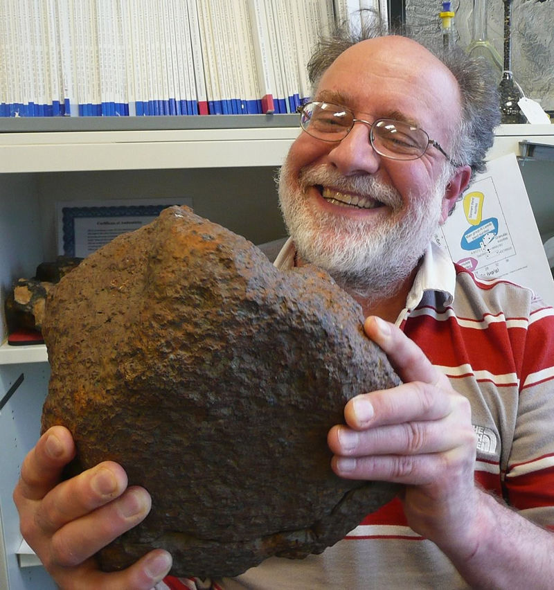 Rock Found by Missouri Farmer Is Rare Meteorite