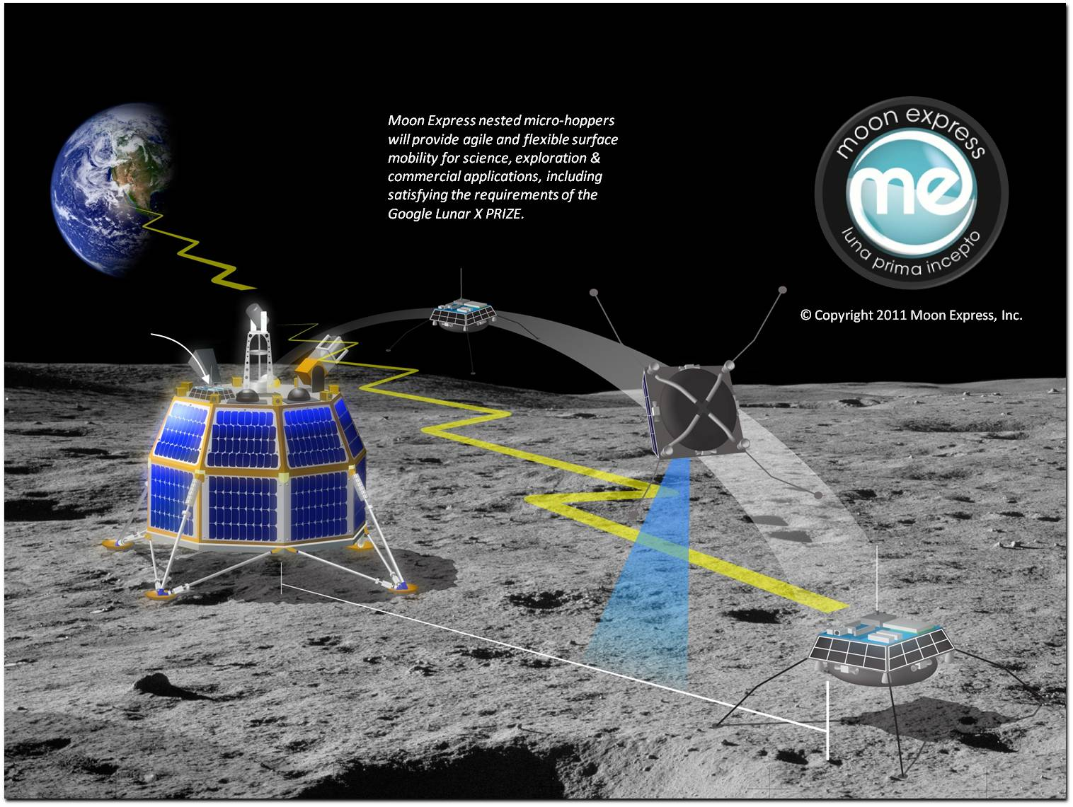 Private Moon Race Will Preserve NASA's Historic Lunar Landing Sites
