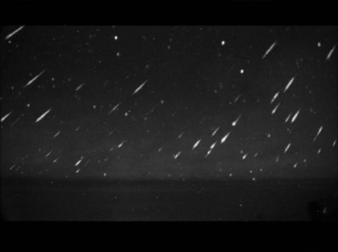 Leonid Meteor Storm of 1999