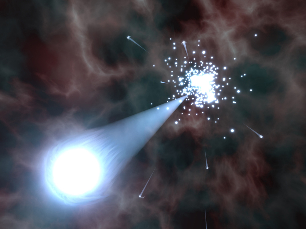 Runaway Stars May Be Rejects from Stellar Threesomes
