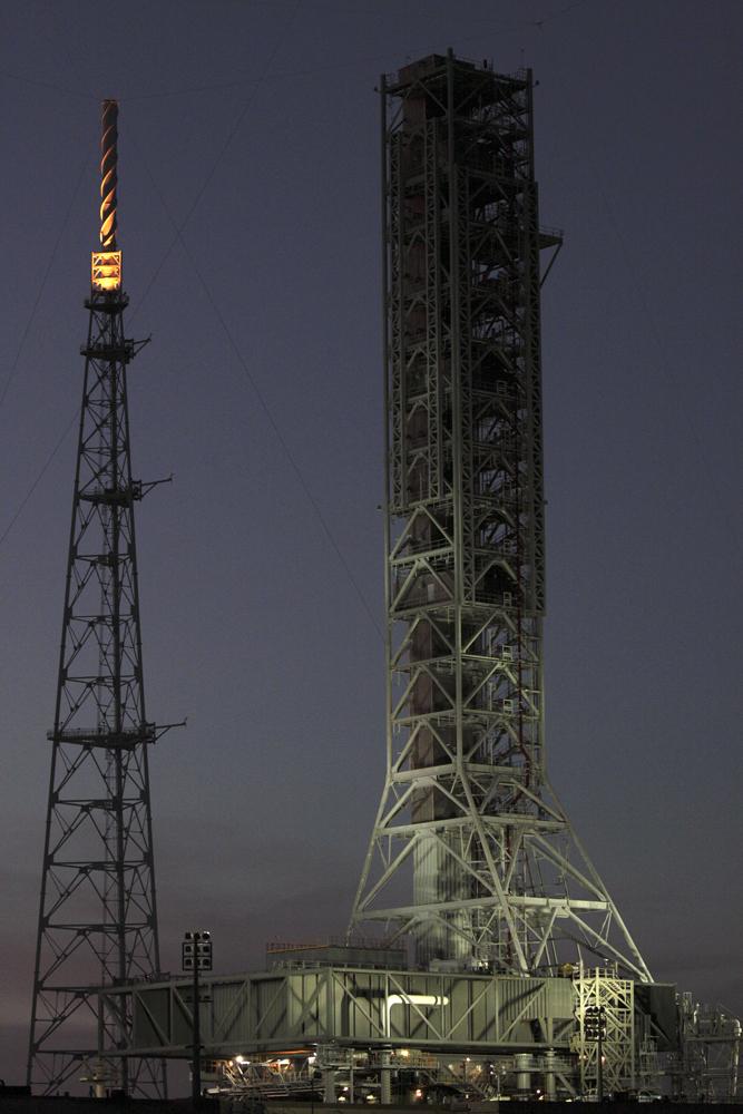 Towering Overhead