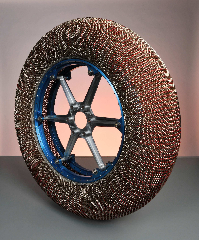 Lunar Spring Tire