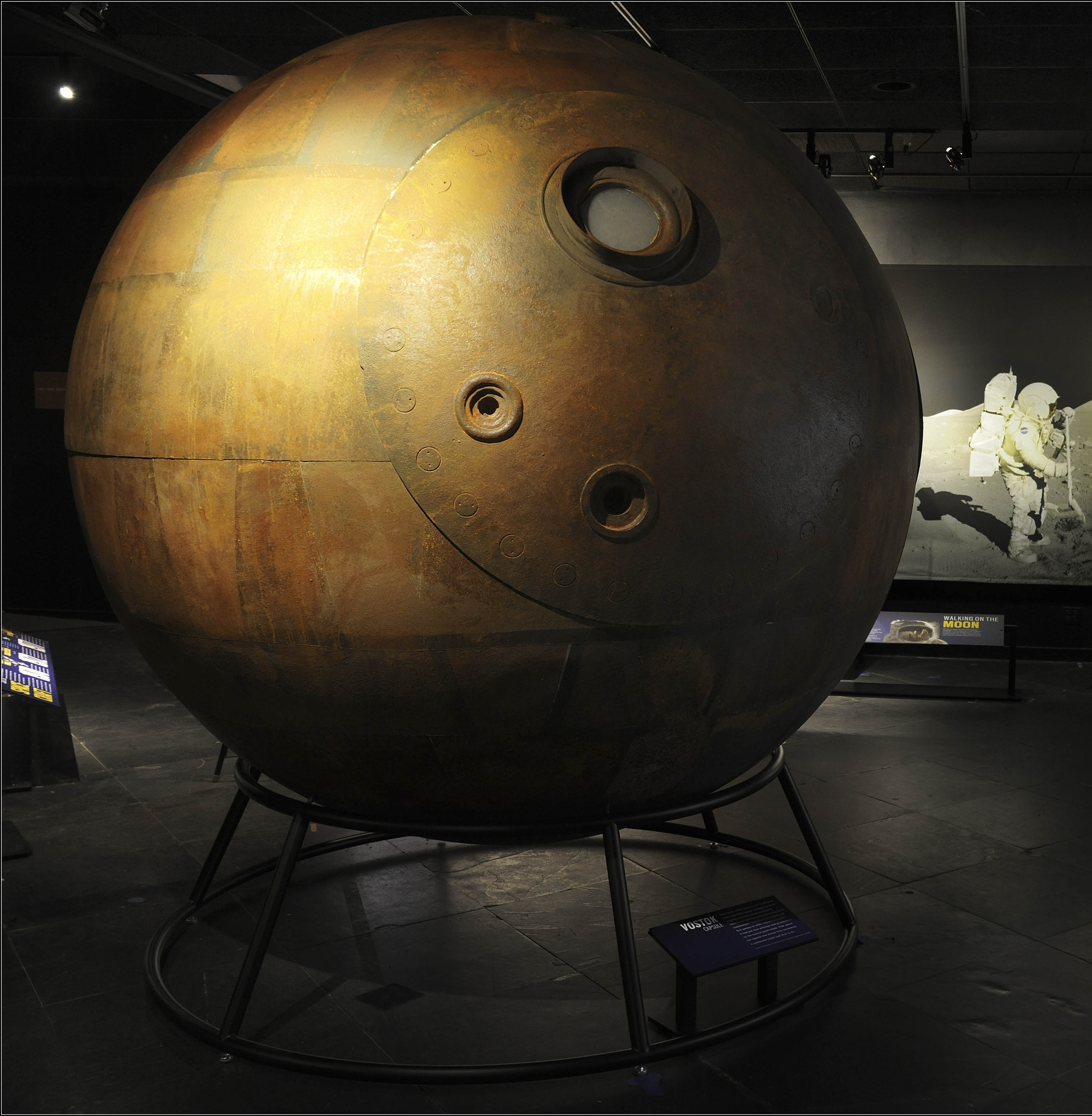Model Vostok Capsule