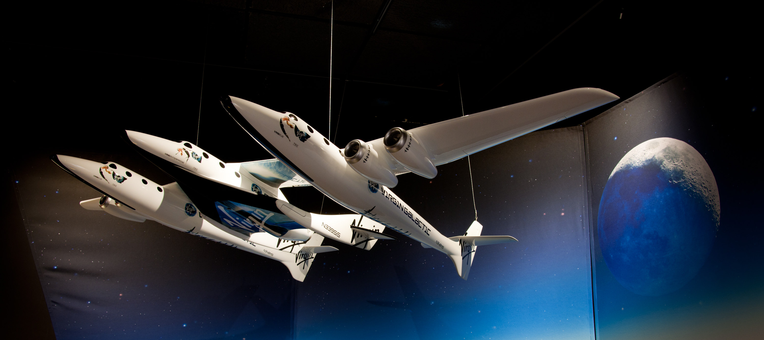Virgin Galactic Spaceplane