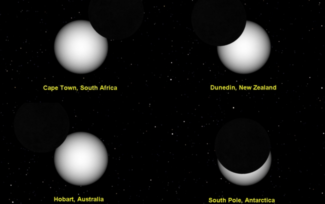 How to View This Week's Partial Solar Eclipse