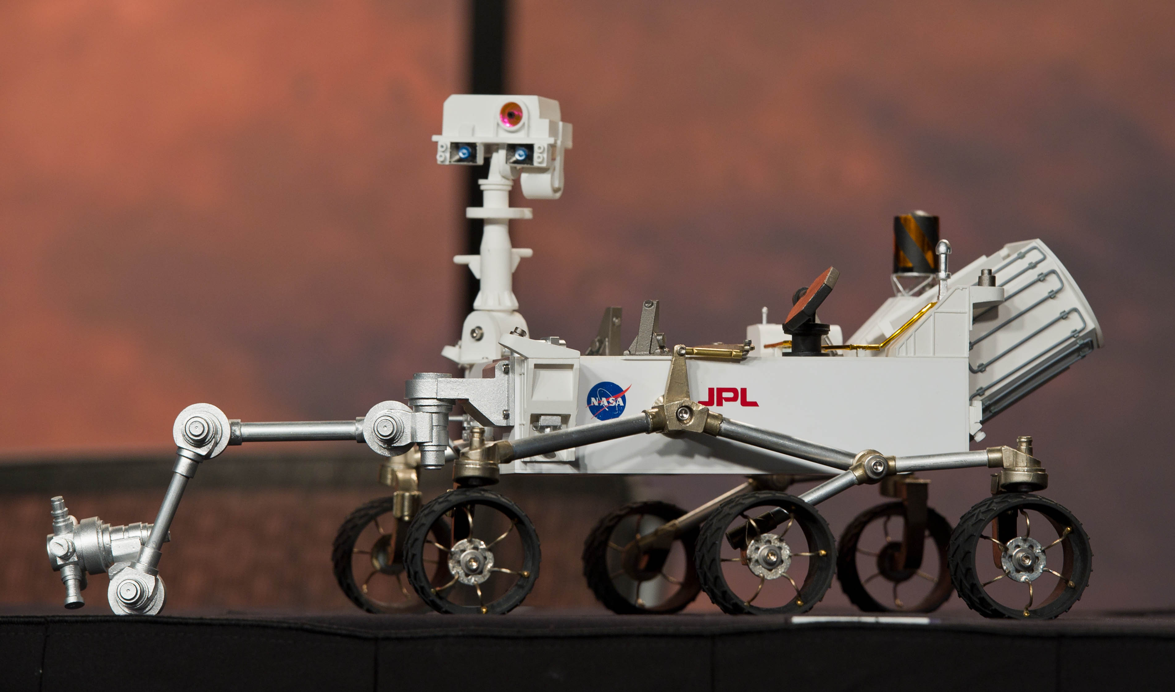 Out of Curiosity: Toy Stores Missing Mars Rover