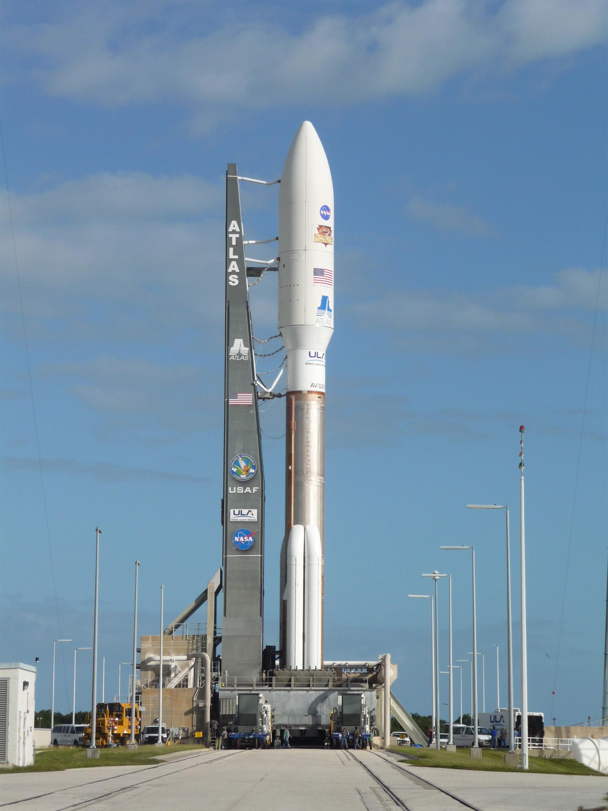 mars rover rocket - photo #10