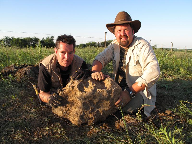 Meteorite Men - Geoff Notkin & Steve Arnold