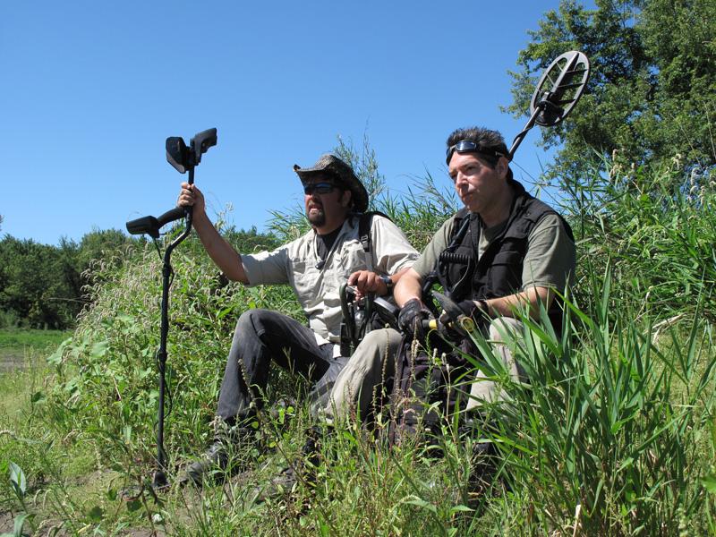 Meteorite Men Hosts Steve Arnold & Geoff Notkin