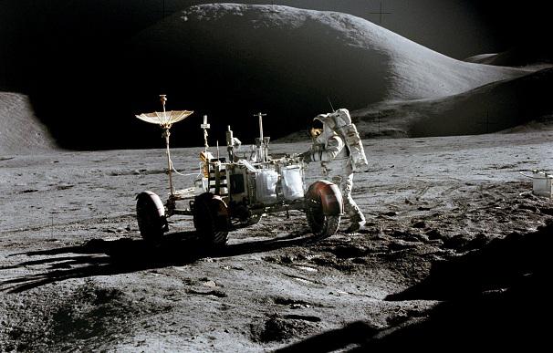 Apollo 15: The Moon Buggy Debuts