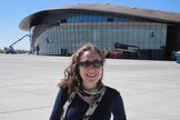 In October 2011 SPACE.com reporter Clara Moskowitz toured Spaceport America, a new commercial space launching ground under construction in the Southern New Mexico desert.