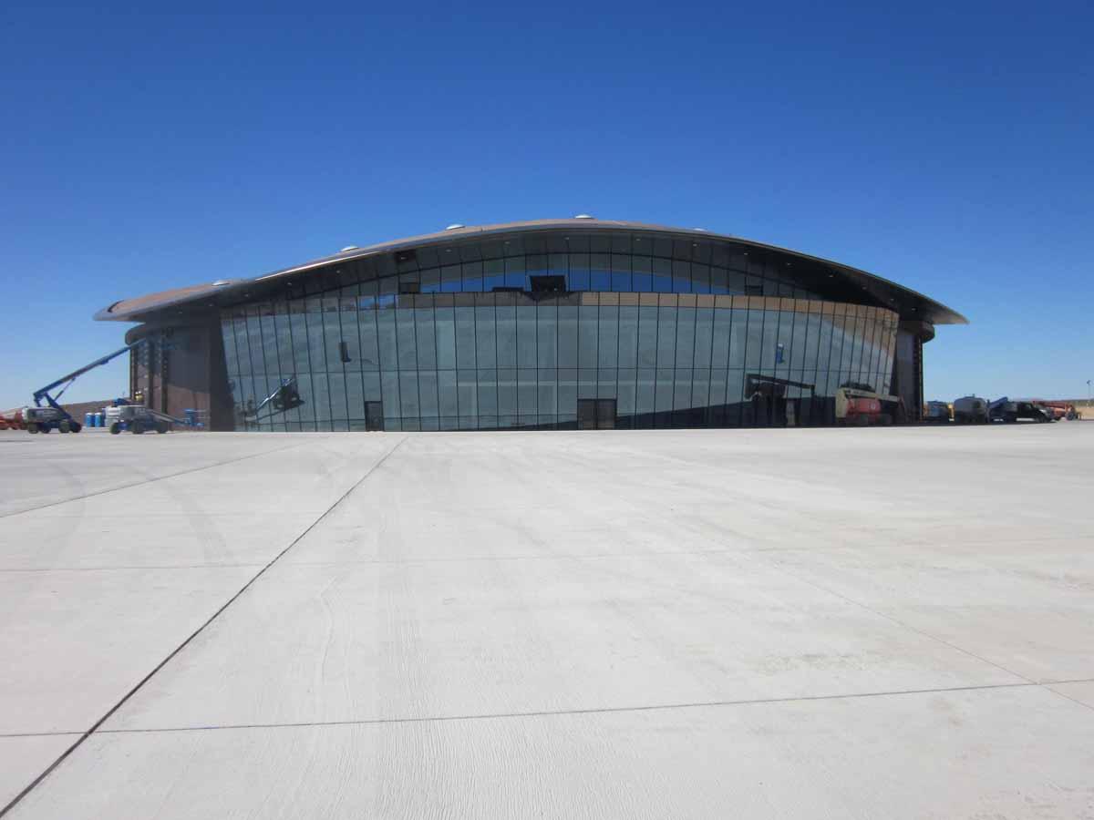 The Terminal Hangar