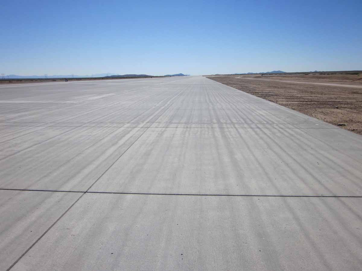 Spaceport Runway