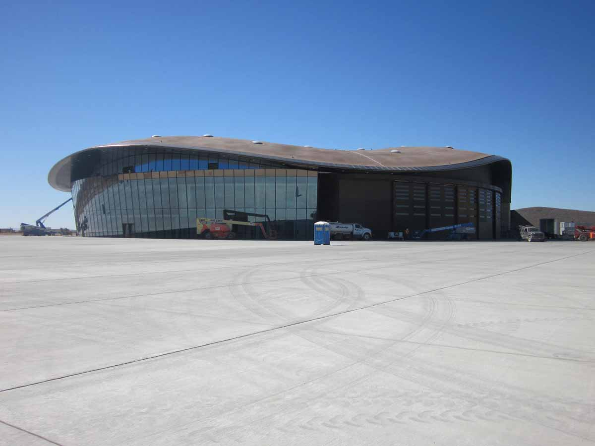 The Main Hangar