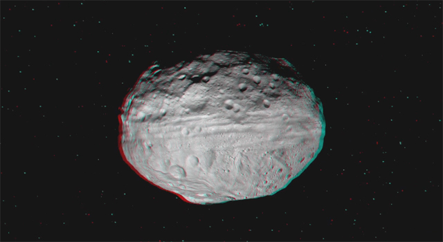 3D Video Offers Wild Ride Over Asteroid Vesta
