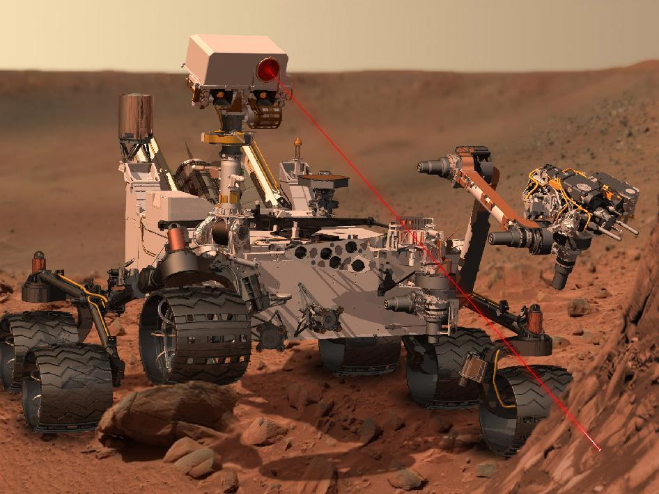 NASA to Discuss Latest Mars Rover Findings Friday