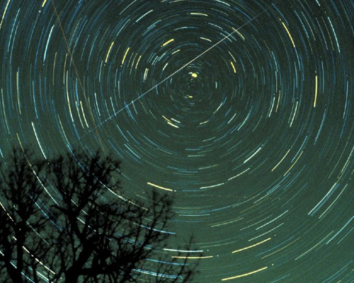 2012 Meteor Shower Skywatching Calendar