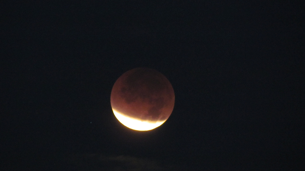 Lunar Eclipse Dec. 10 — Charles Jones