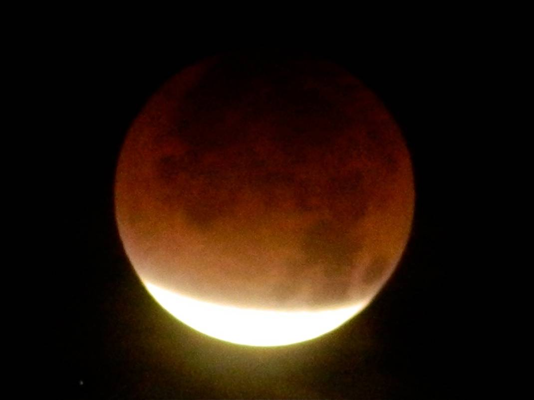 Lunar Eclipse Dec. 10 - Jeffrey Lee