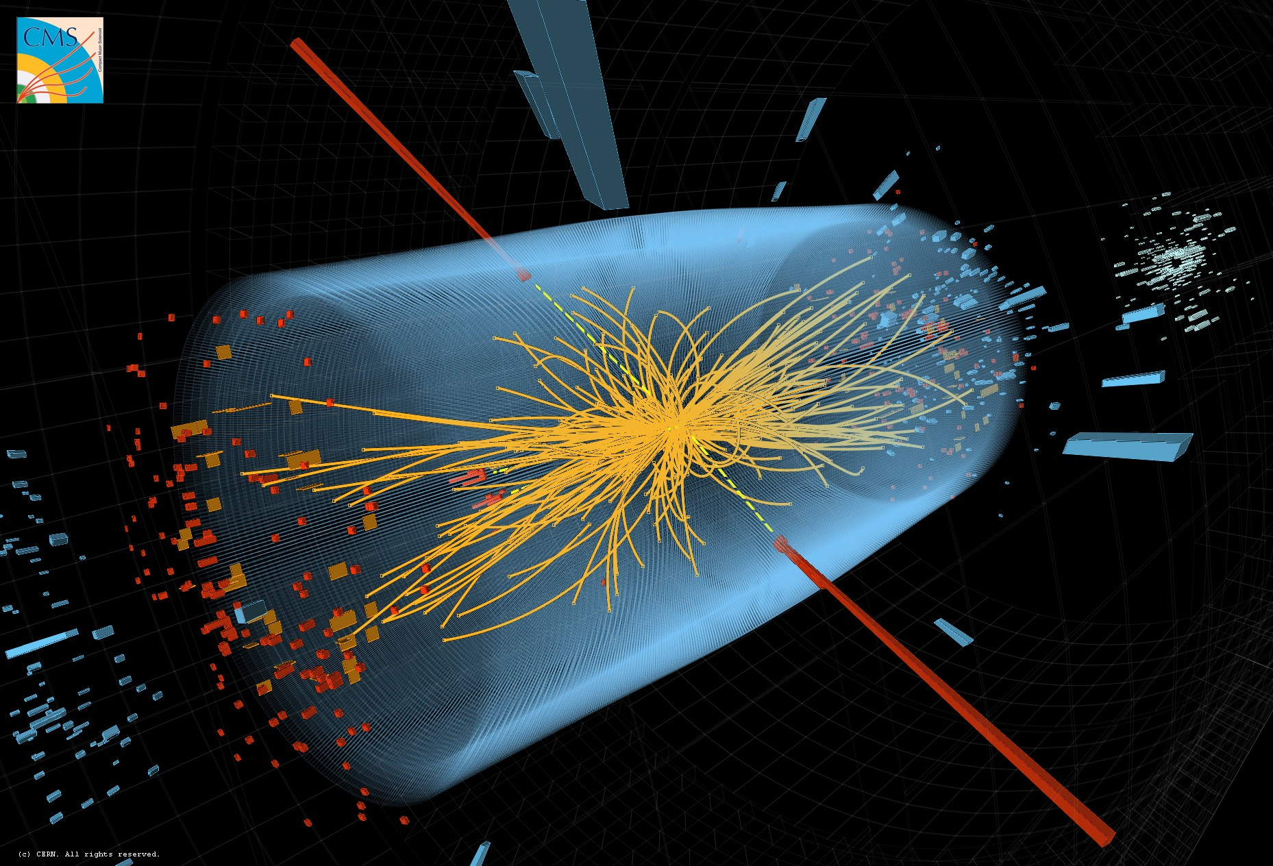 Long-Sought 'God Particle' Cornered, Scientists Say