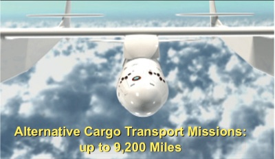 Stratolaunch Systems Cargo