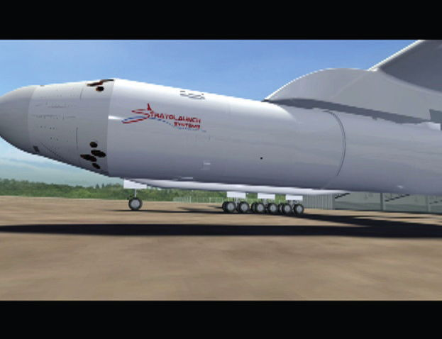Stratolaunch Could Deliver Payloads to Orbit