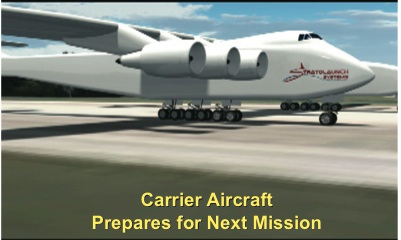 Stratolaunch Systems Side Vide