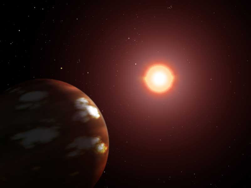 Alien Planets With No Spin May Be Too Harsh for Life