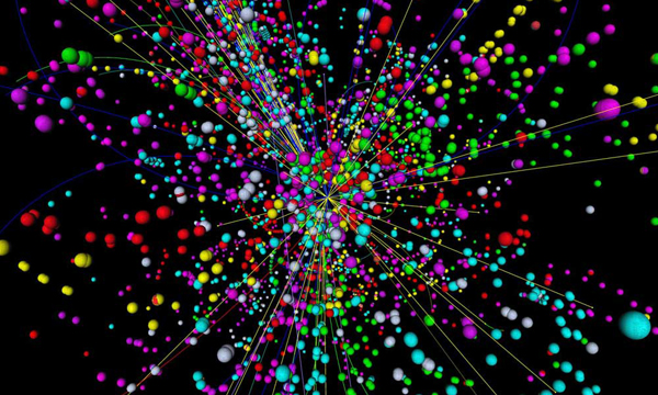 Are There Higgs Bosons In Space?