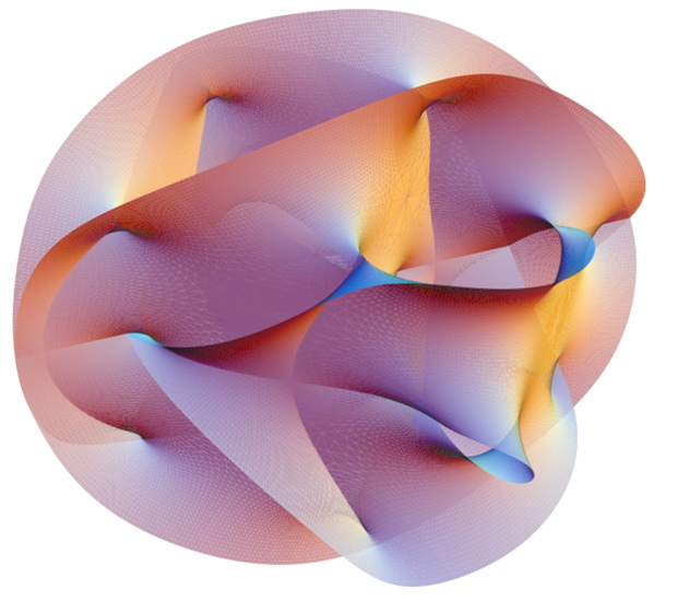 String Theorists Simulate the Big Bang