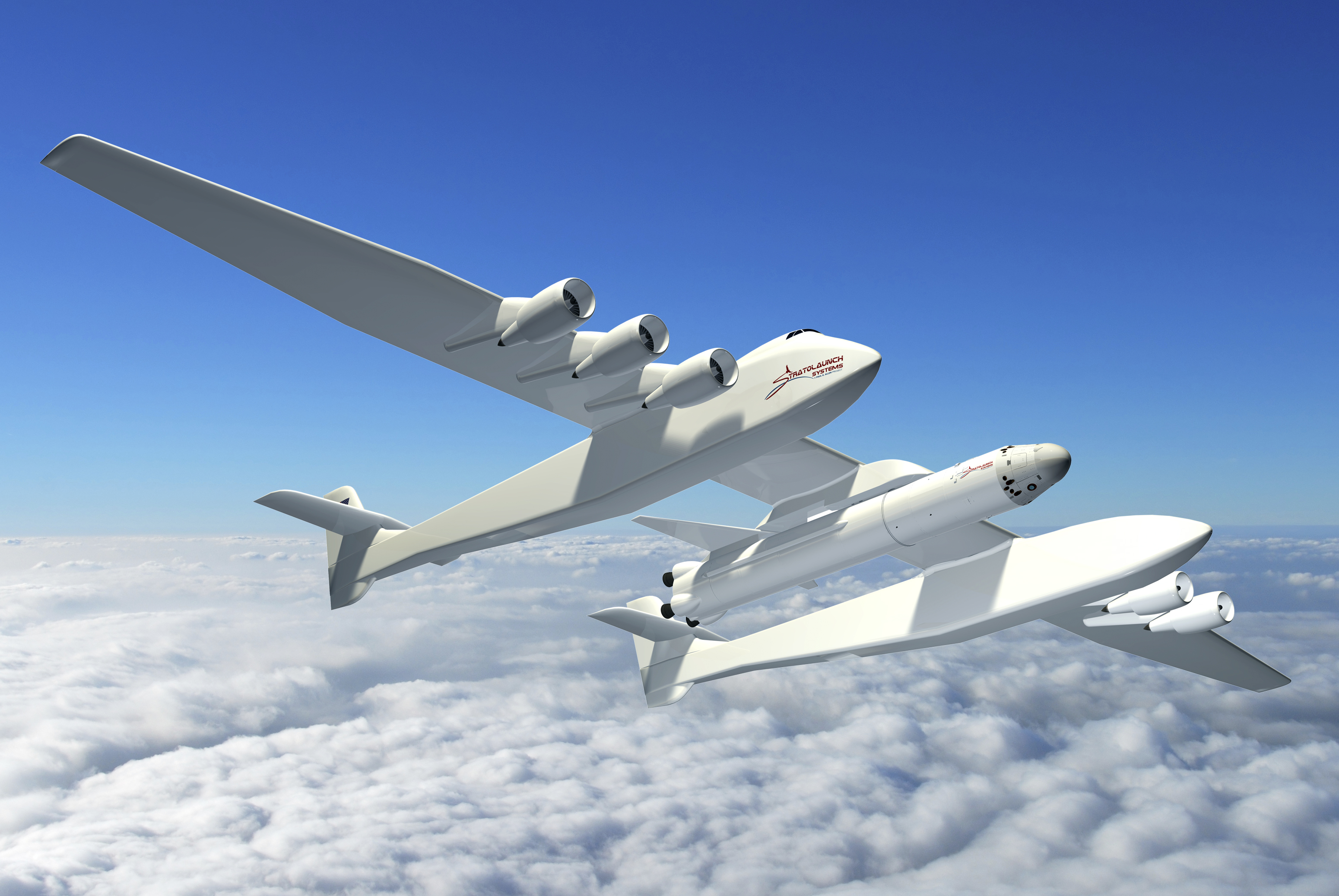 Stratolaunch's Air-Launched Rocket