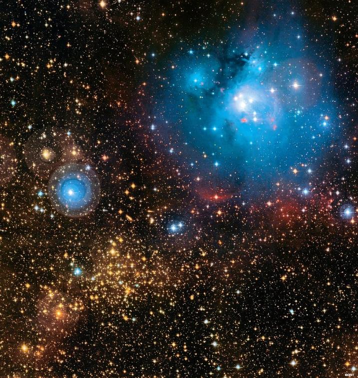 Massive Blue Stars
