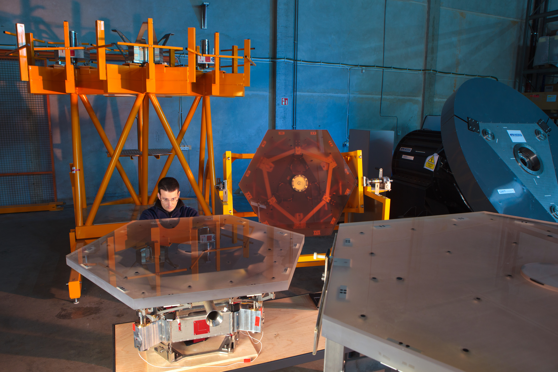 World's Largest Telescope Engineer