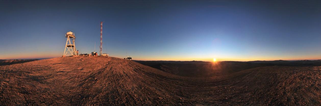 World's Largest Telescope Armazones