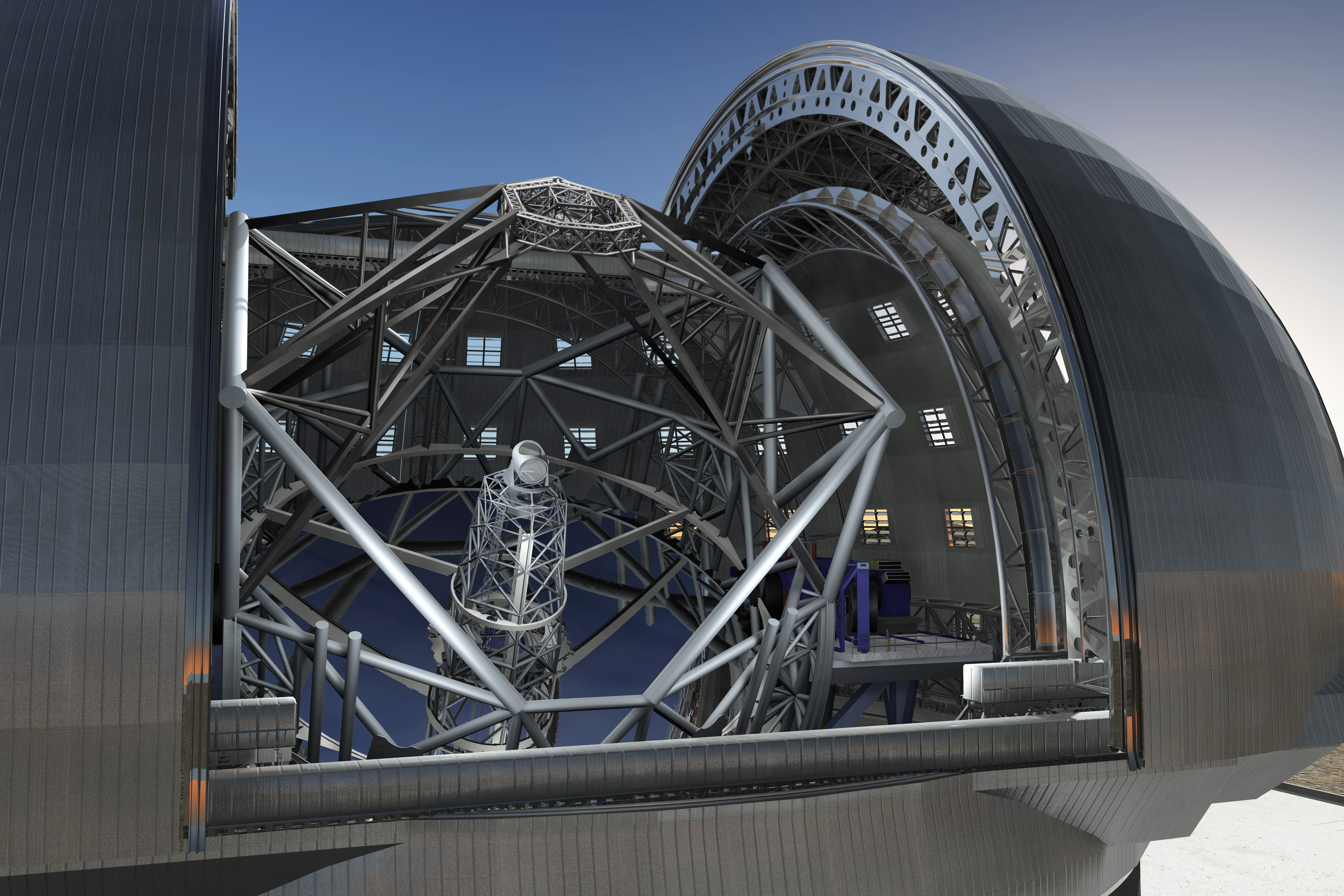 European Extremely Large Telescope Design