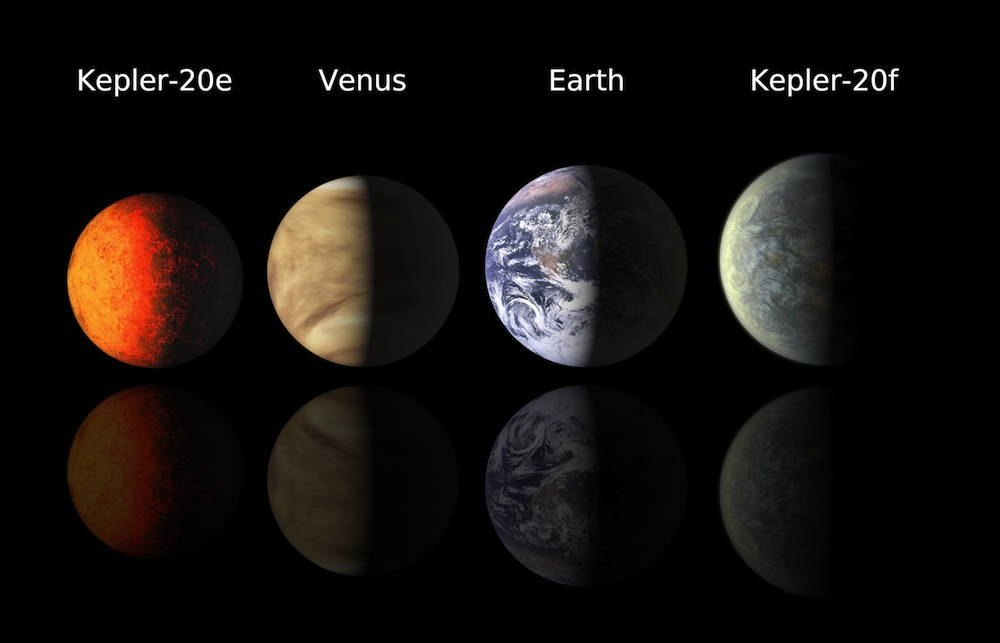 First Alien Earth-Size Planets Found