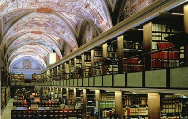 Vatican Uses NASA Technology to Preserve Ancient Tomes