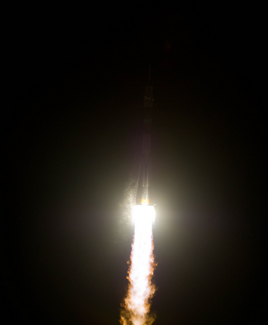 Expedition 30 Soyuz Launch