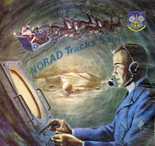 How Does NORAD 'Track' Santa?