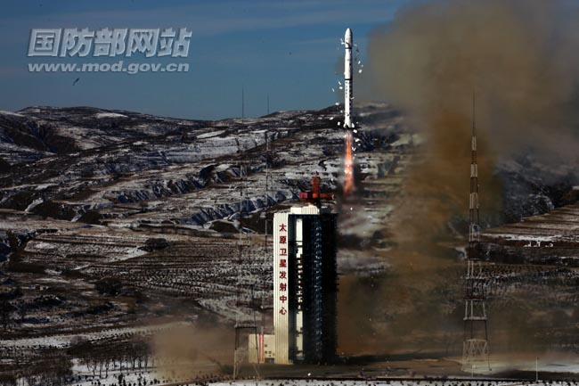 China Lofts New Satellite, Breaks US Rocket Launch Record