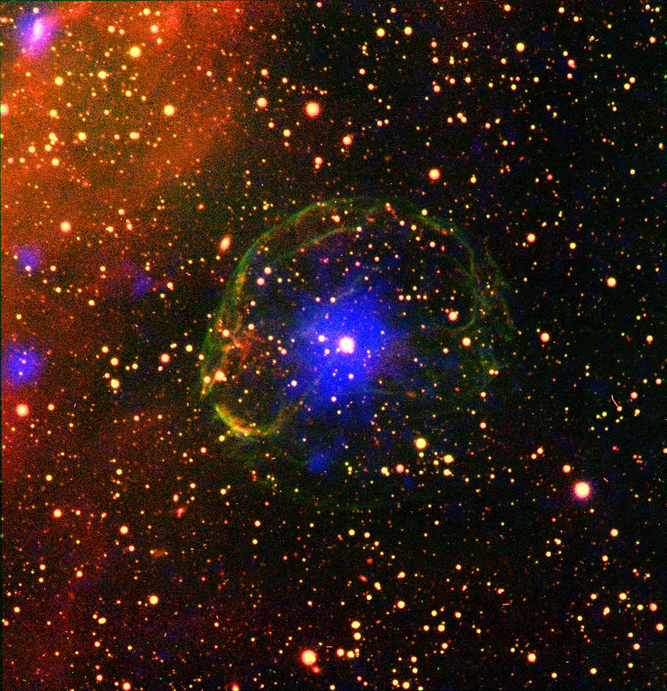 Rare Slow-Spinning Star Reveals Space Oddity