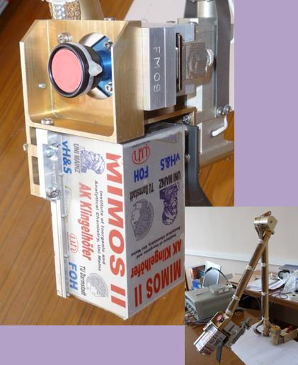Phobos-Grunt Spectrometer