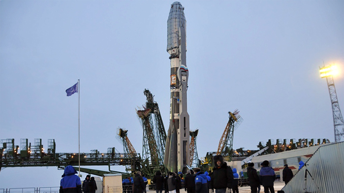 Security Breaches at Rocket Plant Trouble Russian Space Officials