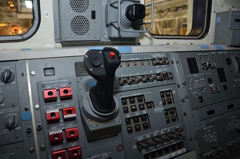 Last Look Inside Space Shuttle Atlantis