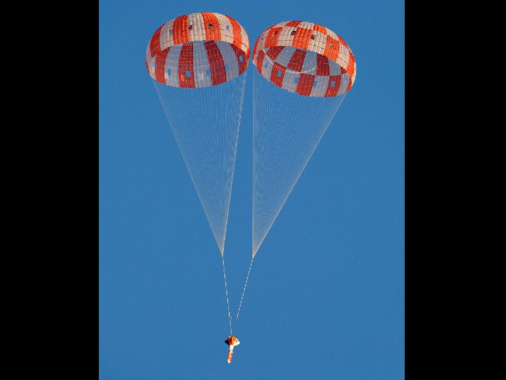 raft parachute nasa - photo #12