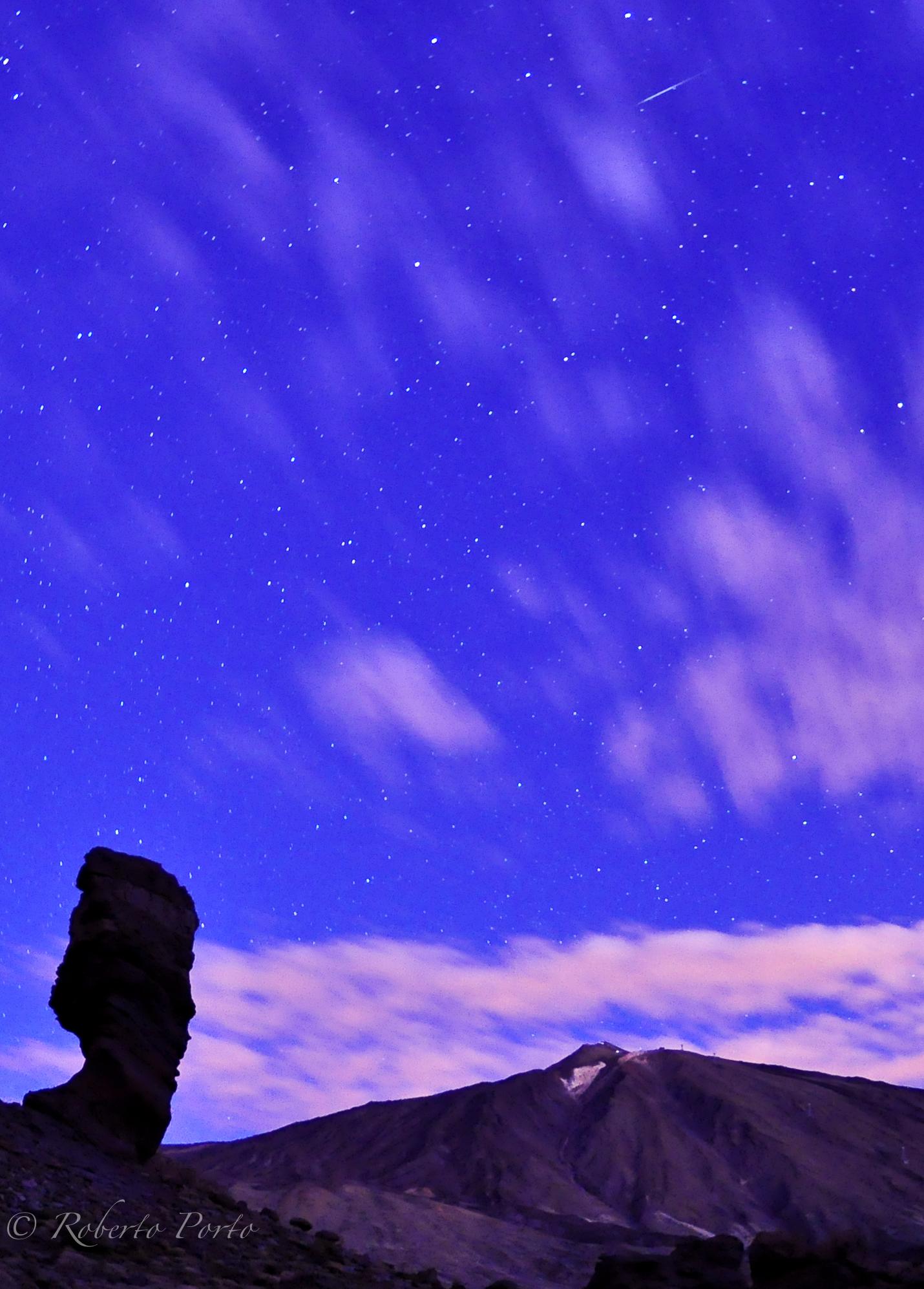 2012 Quadrantid Meteors by Roberto Porto
