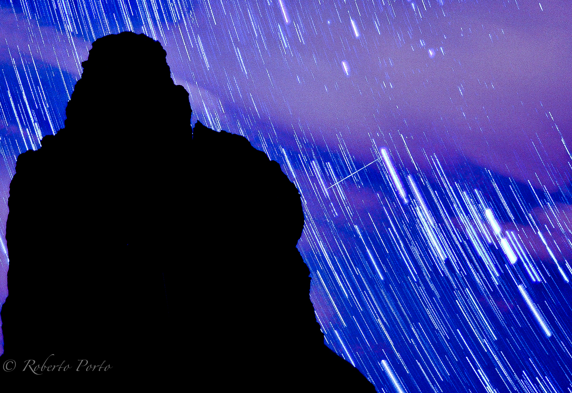 Spectacular Photos: 1st Meteor Shower of 2012 Amazes Skywatchers