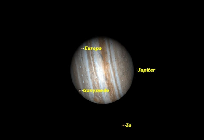 Jupiter's Moons Perform Shadowy Waltz Next Week: How to Watch
